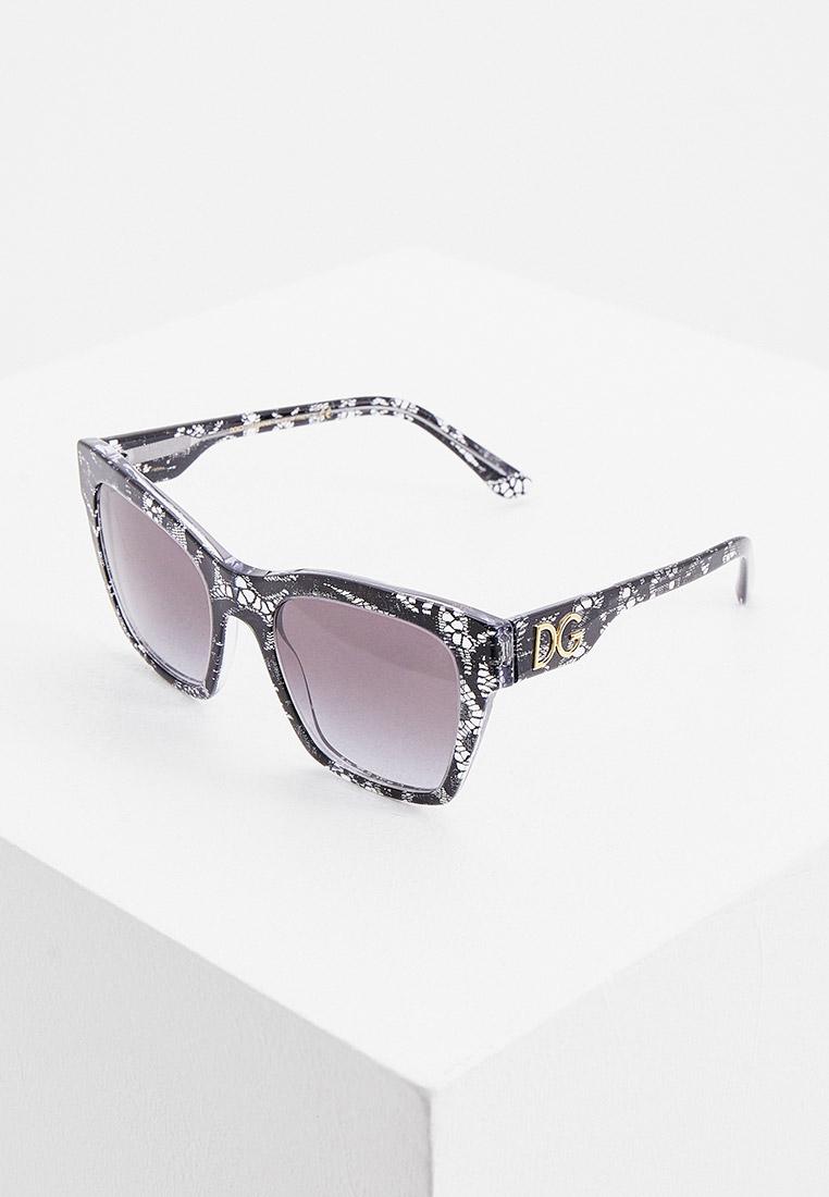Женские солнцезащитные очки Dolce&Gabbana 0DG4384