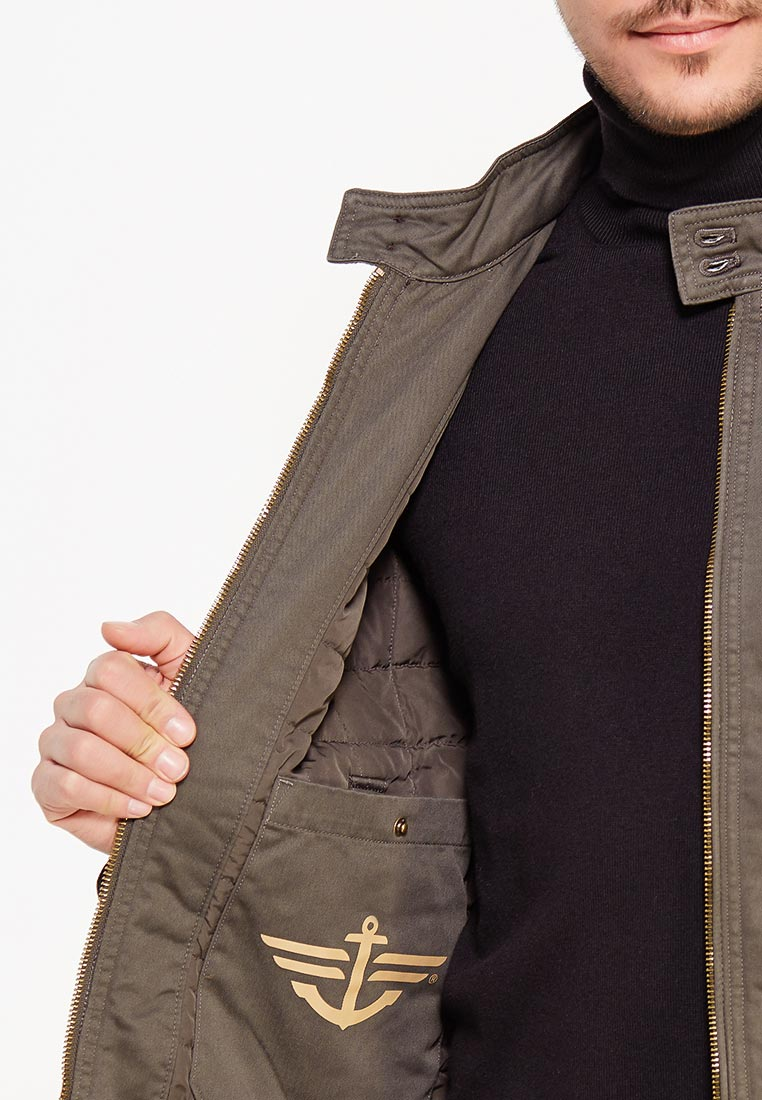 Утепленная куртка Dockers 3841900020: изображение 4