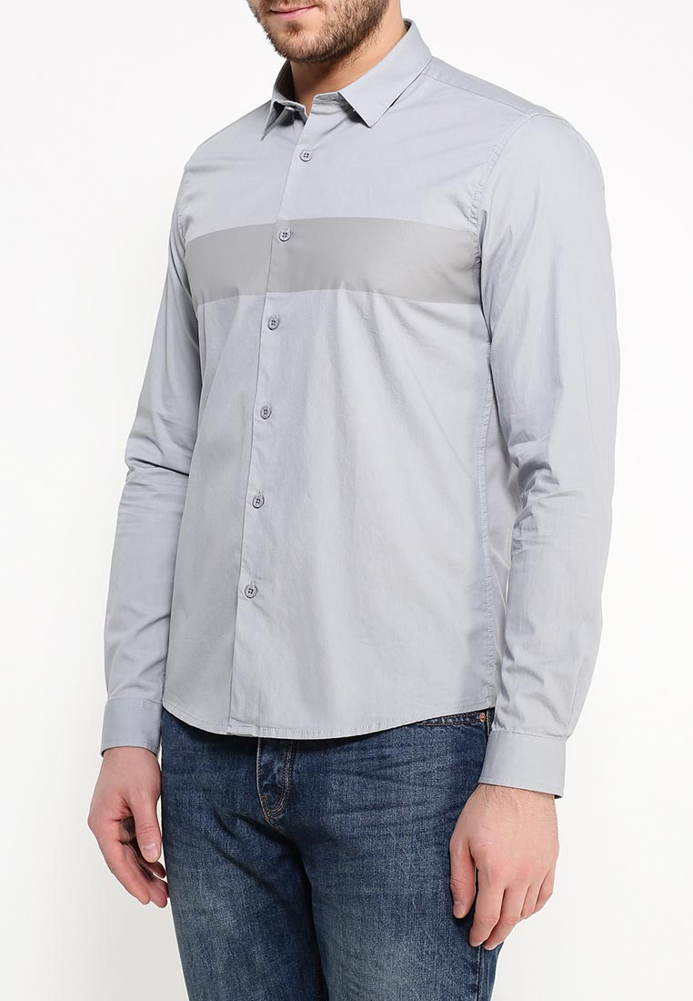 Рубашка с длинным рукавом DRYWASH (Драйвош) DKL0016SZ