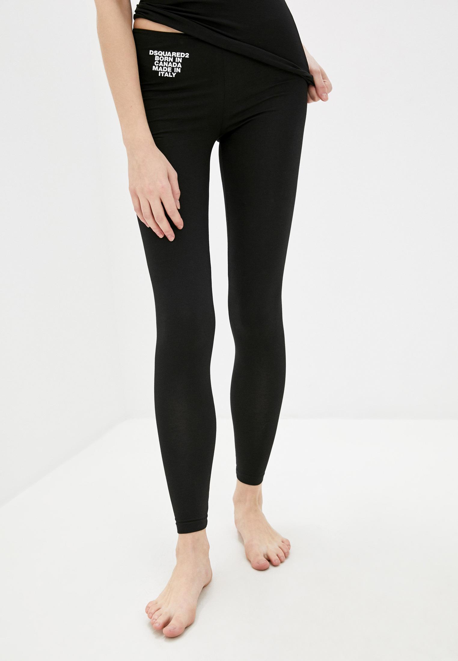 Женские леггинсы Dsquared2 Underwear D8LM02490