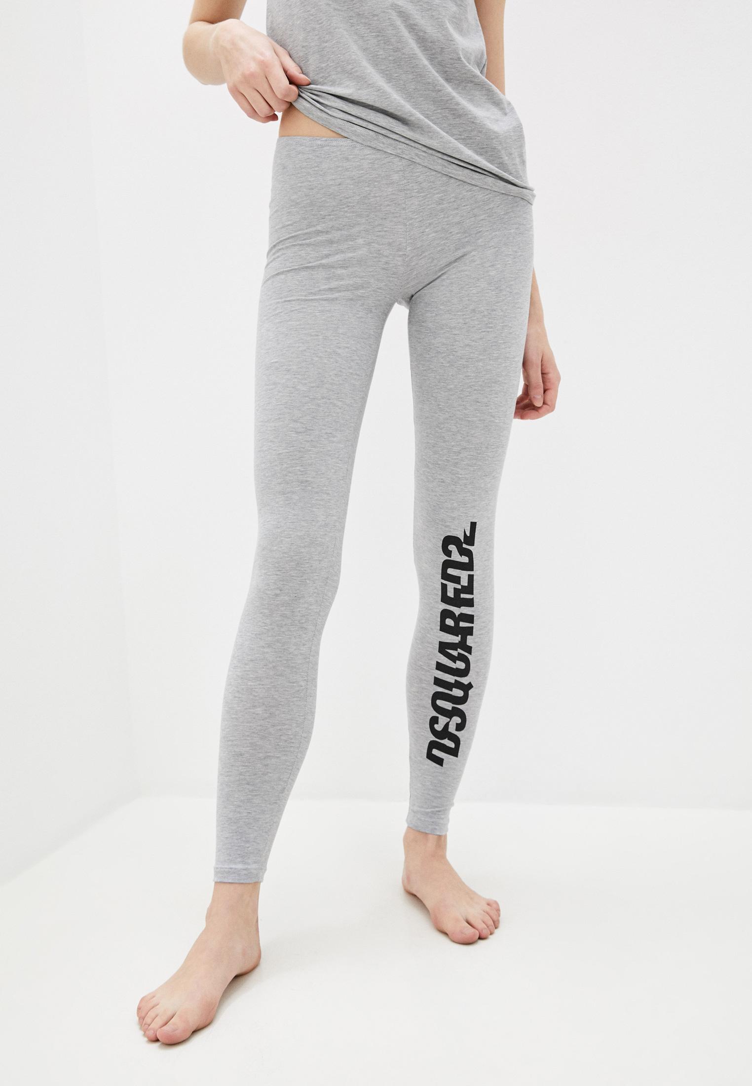 Женские леггинсы Dsquared Underwear D8LM02500