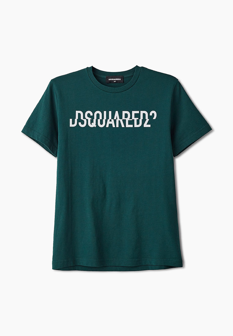Футболка с коротким рукавом DSquared2 DQ046U
