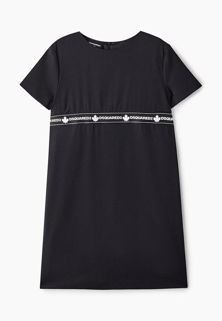 Повседневное платье Dsquared2 DQ04CK