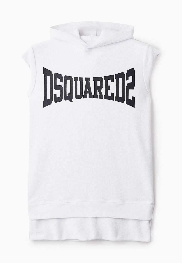 Повседневное платье Dsquared2 DQ0128-D005U