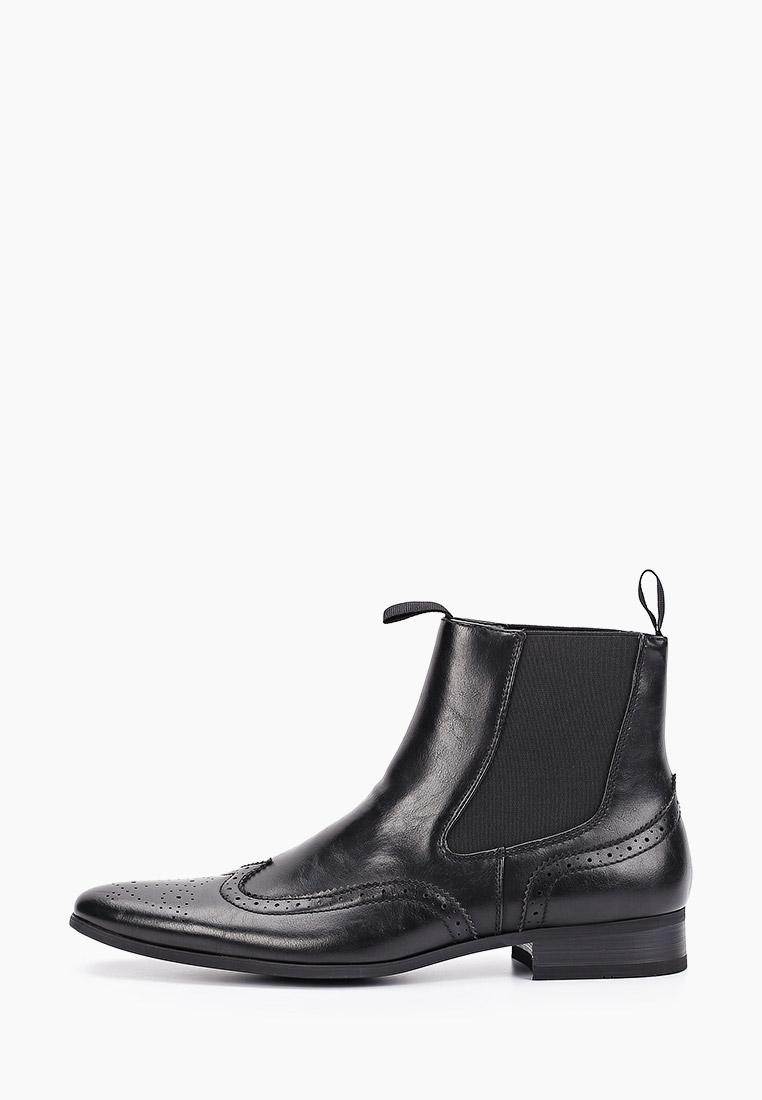 Мужские ботинки Duca di Morrone RUDOLPH_BLACK