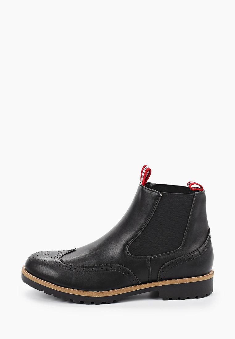 Мужские ботинки Duca di Morrone WILFRED_BLACK