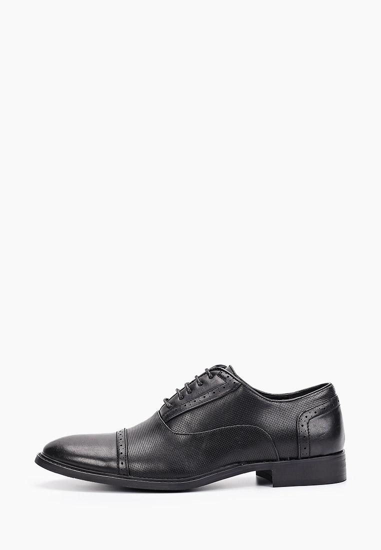 Мужские туфли Duca di Morrone DRAKE_BLACK