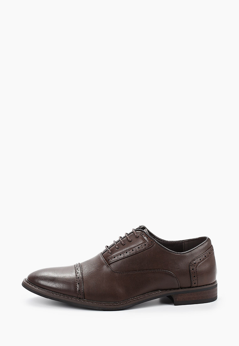 Мужские туфли Duca di Morrone DRAKE_BROWN