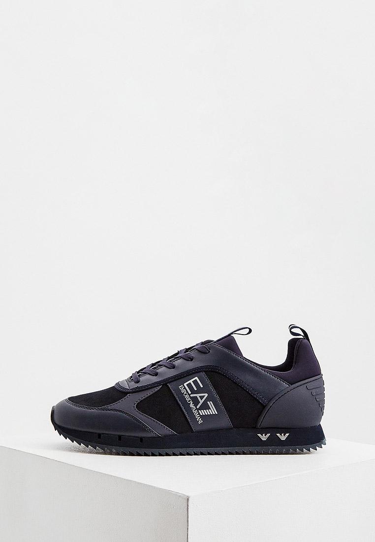 Мужские кроссовки EA7 X8X027 XK173