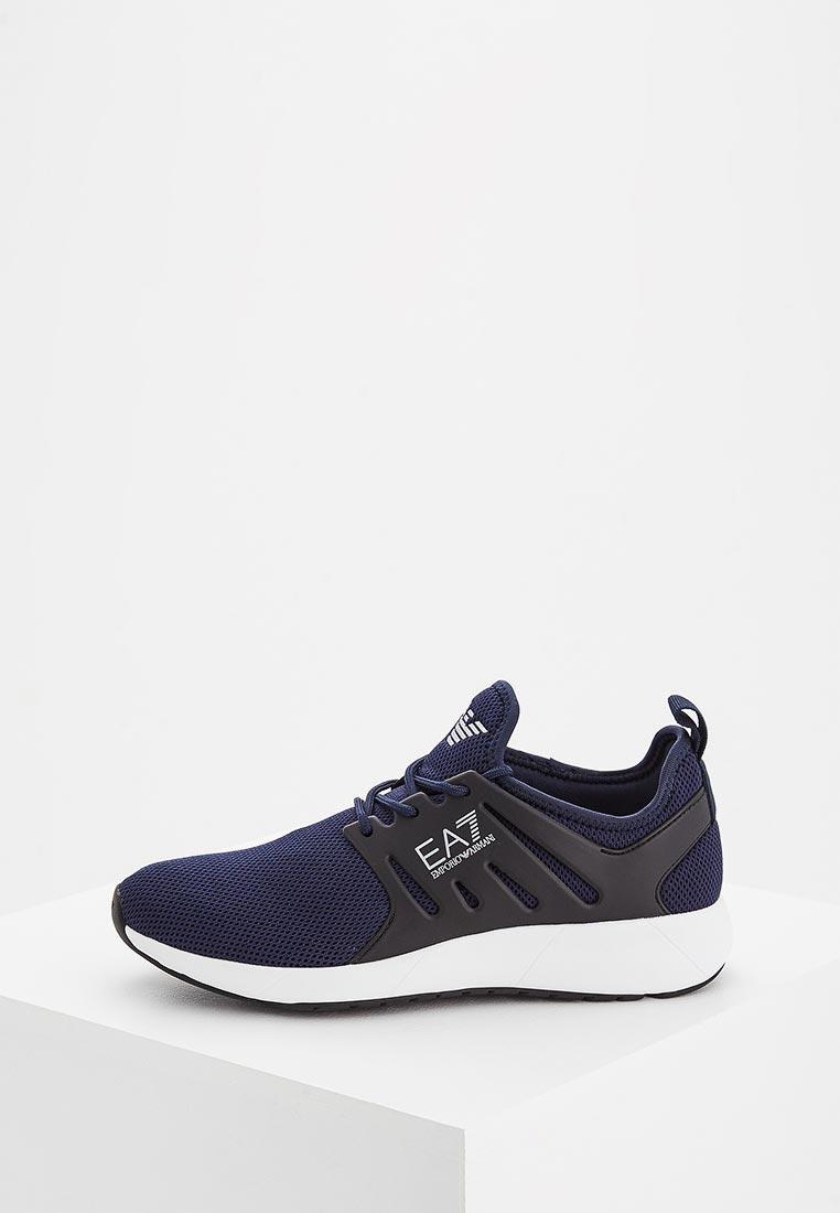 Мужские кроссовки EA7 248033 CC268