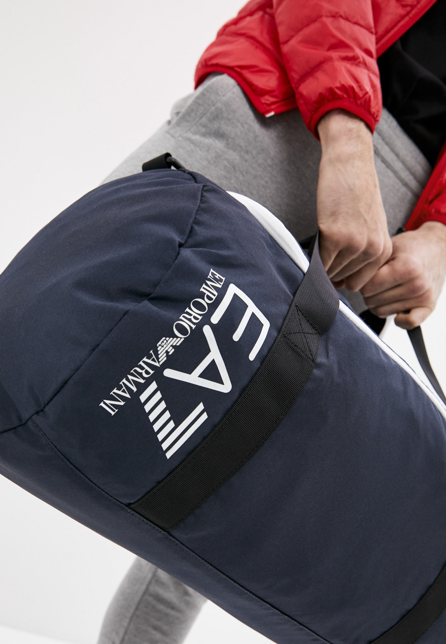 Спортивная сумка EA7 Сумка спортивная EA7