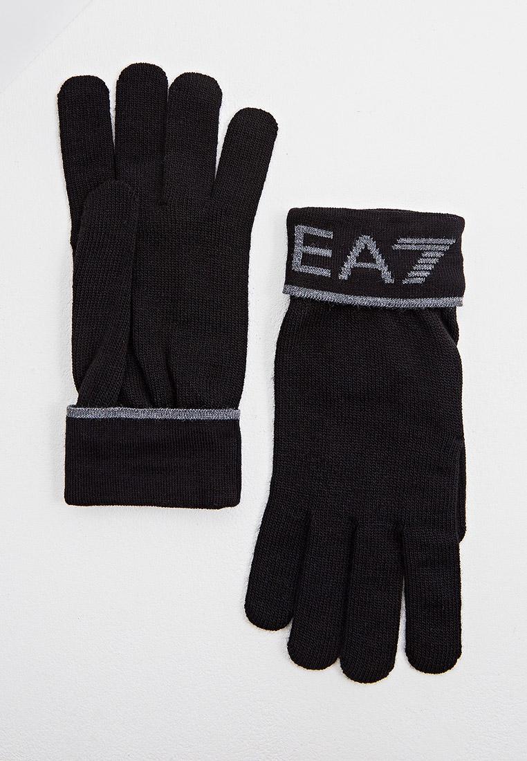 Мужские перчатки EA7 275895 9A301