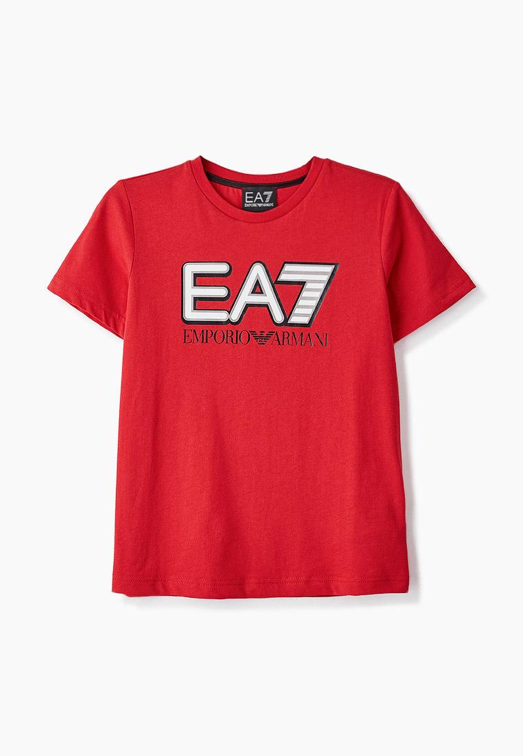 Футболка EA7 6HBT53 BJ7CZ