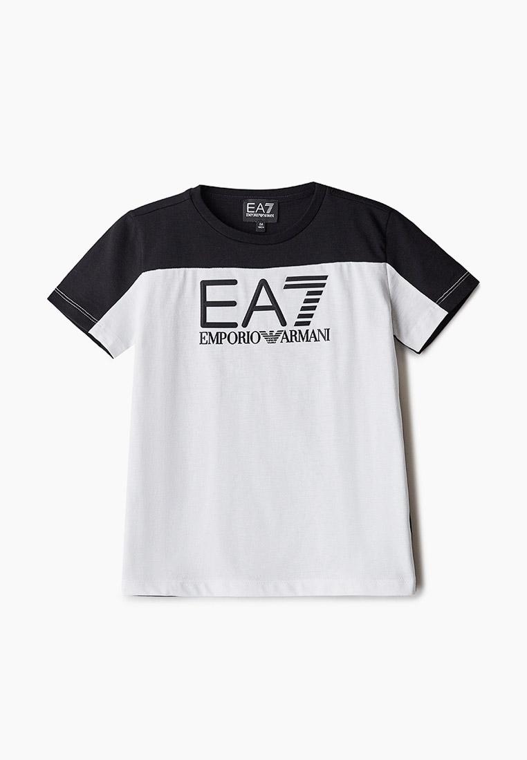 Футболка EA7 6HBT57 BJT3Z