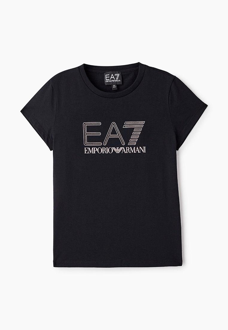 Футболка EA7 6HFT54 FJ5GZ