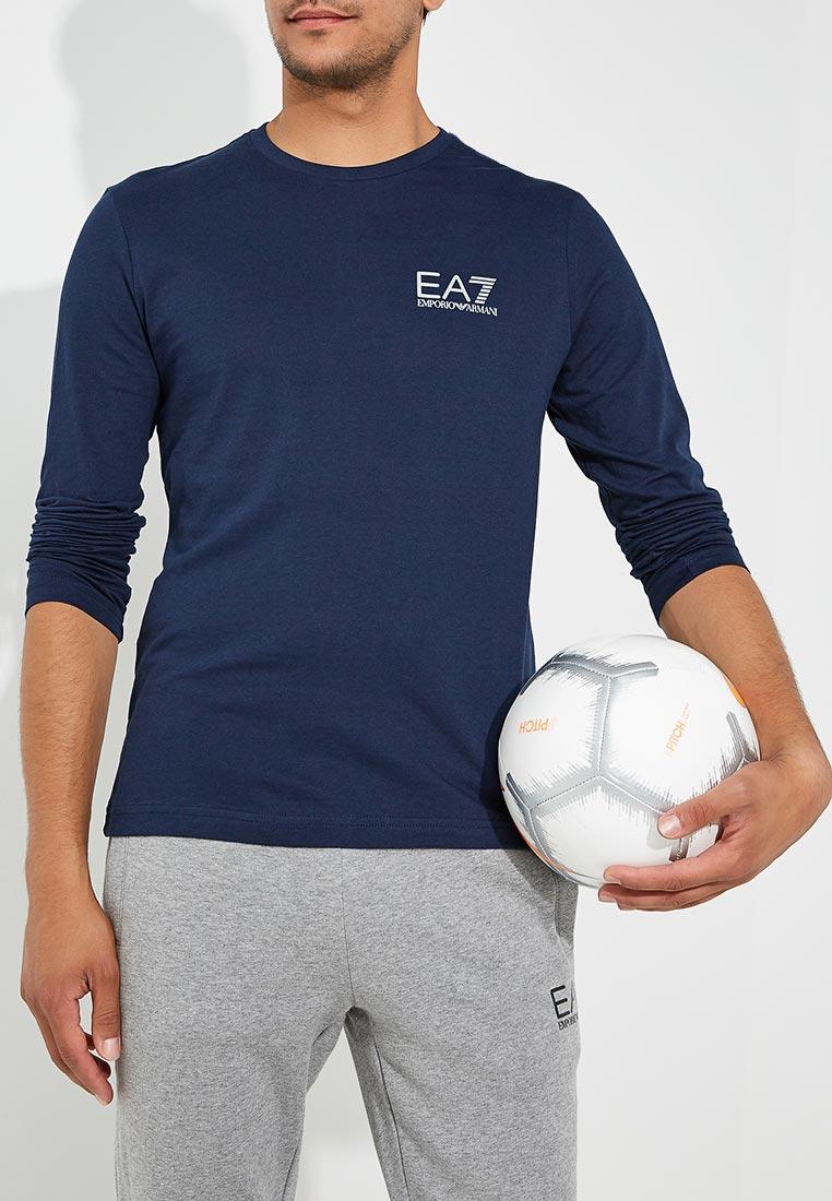 Футболка с длинным рукавом EA7 6ZPT28 PJA2Z