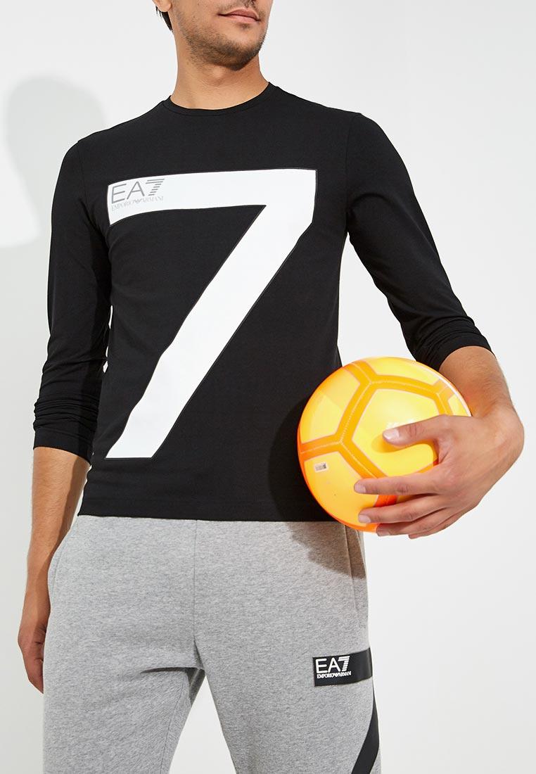 Футболка с длинным рукавом EA7 6ZPT32 PJ18Z