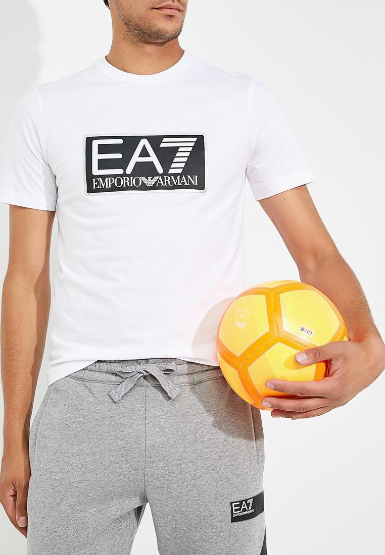Футболка EA7 6ZPT81 PJ02Z
