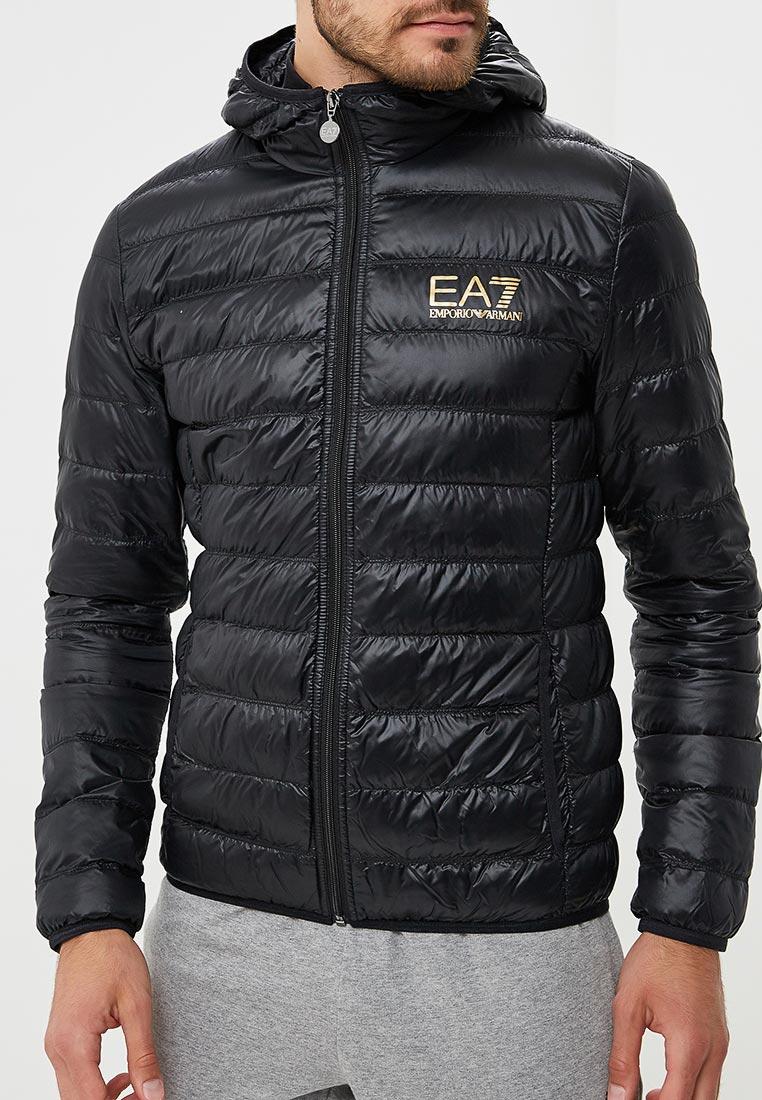 Утепленная куртка EA7 8NPB02 PN29Z