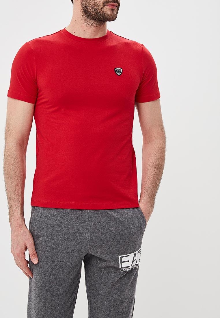 Мужская футболка EA7 8NPTL7 PJ03Z
