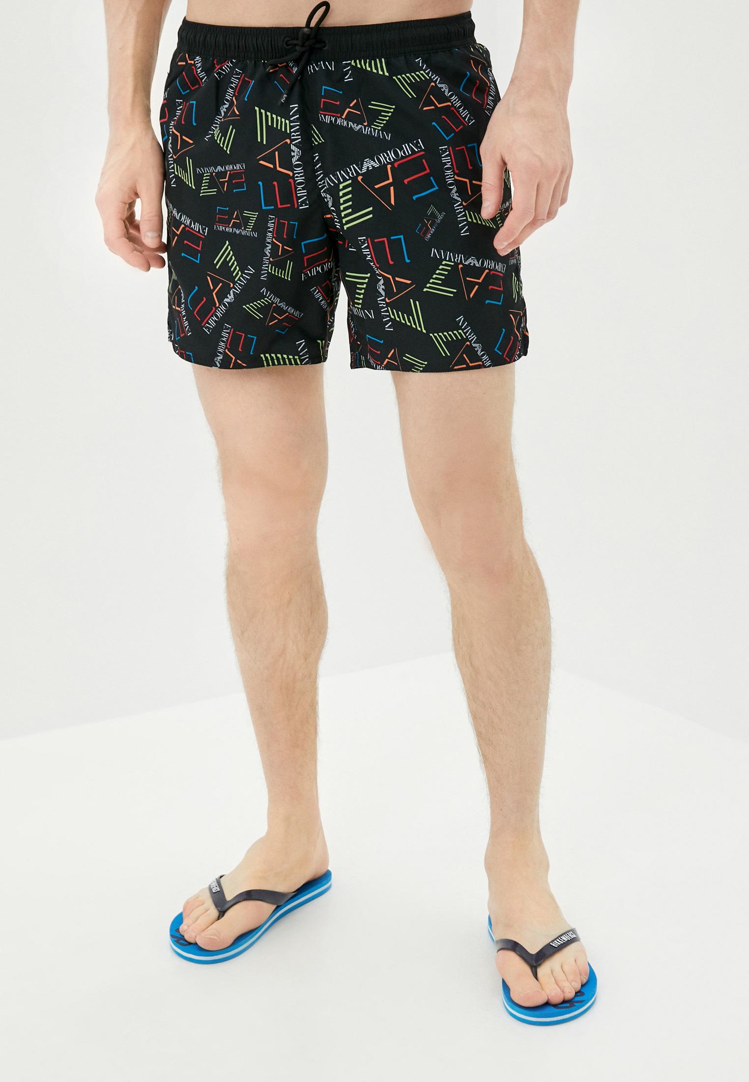 Мужские шорты для плавания EA7 902000 0P747