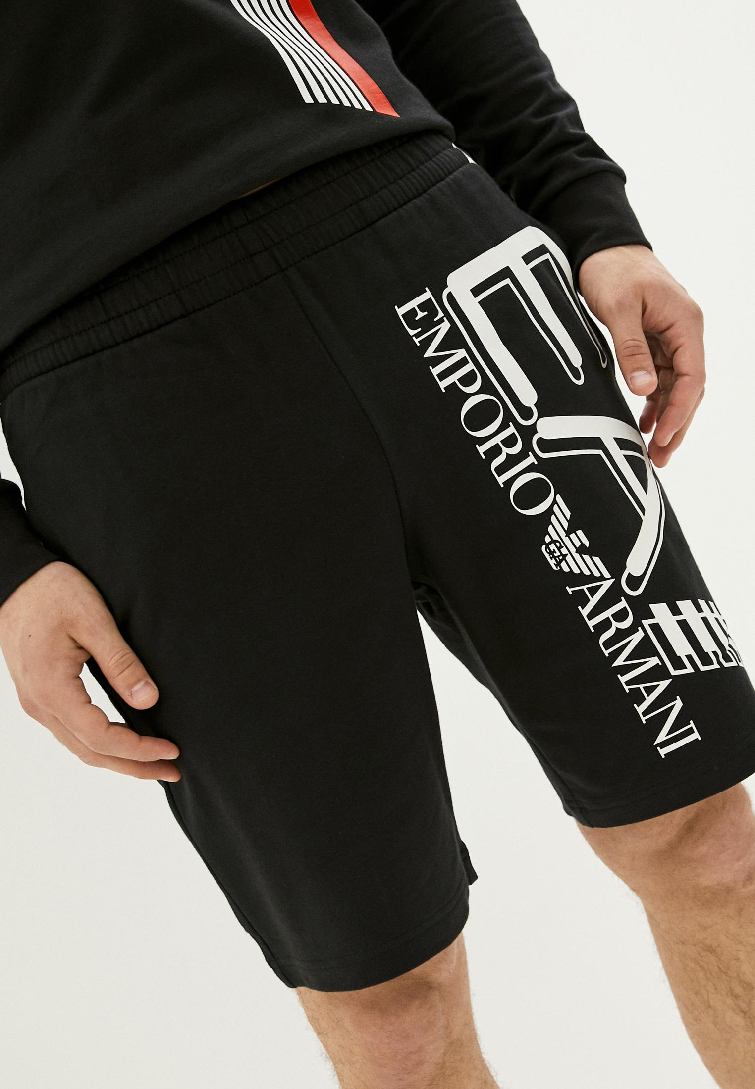 Мужские спортивные шорты EA7 3HPS59 PJ05Z