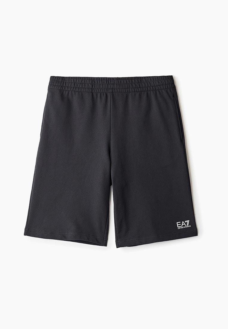 Мужские шорты EA7 8NPS02 PJ05Z