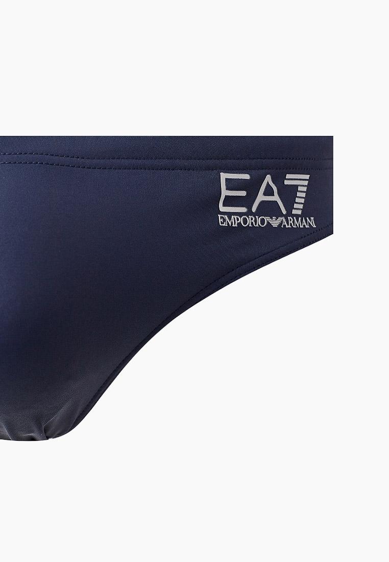 Мужские шорты для плавания EA7 901005 CC704: изображение 2