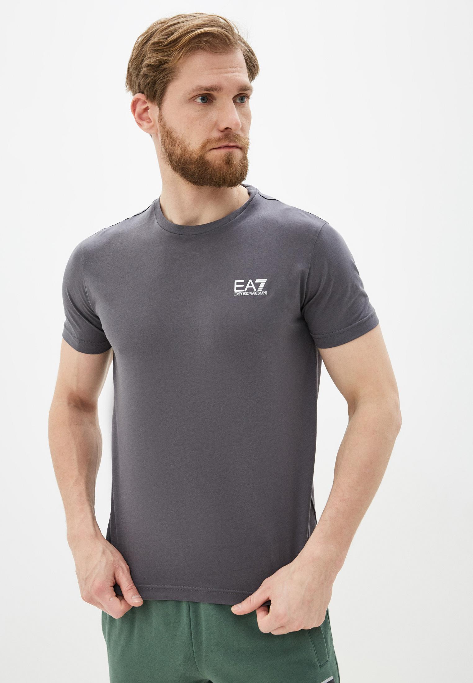 Мужская футболка EA7 8NPT51 PJM9Z