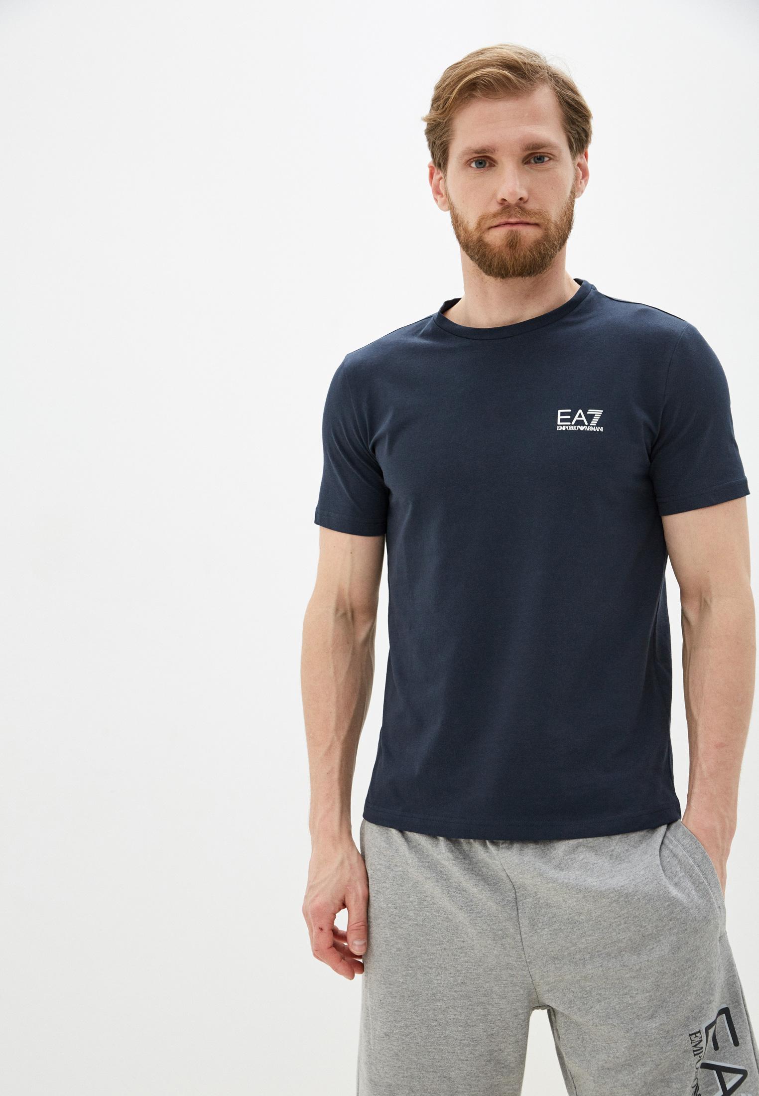 Мужская футболка EA7 8NPT52 PJM5Z