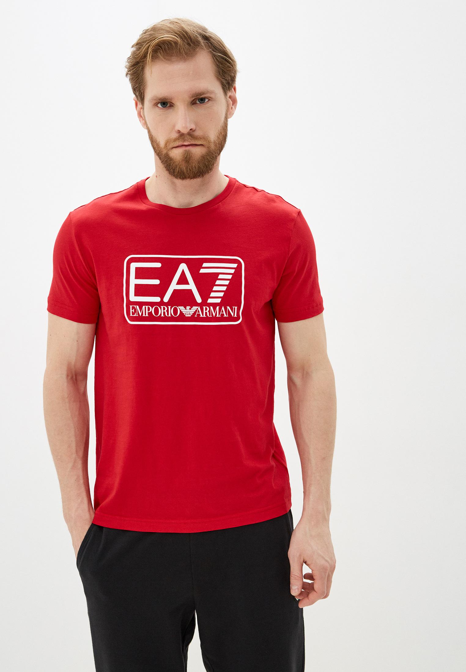 Мужская футболка EA7 8NPT10 PJNQZ