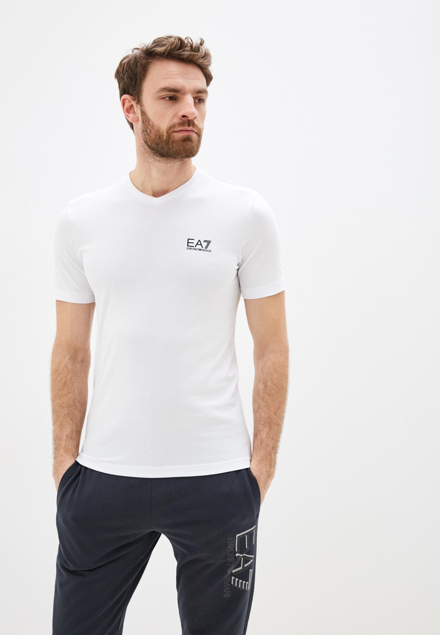 Мужская футболка EA7 8NPT53 PJM5Z