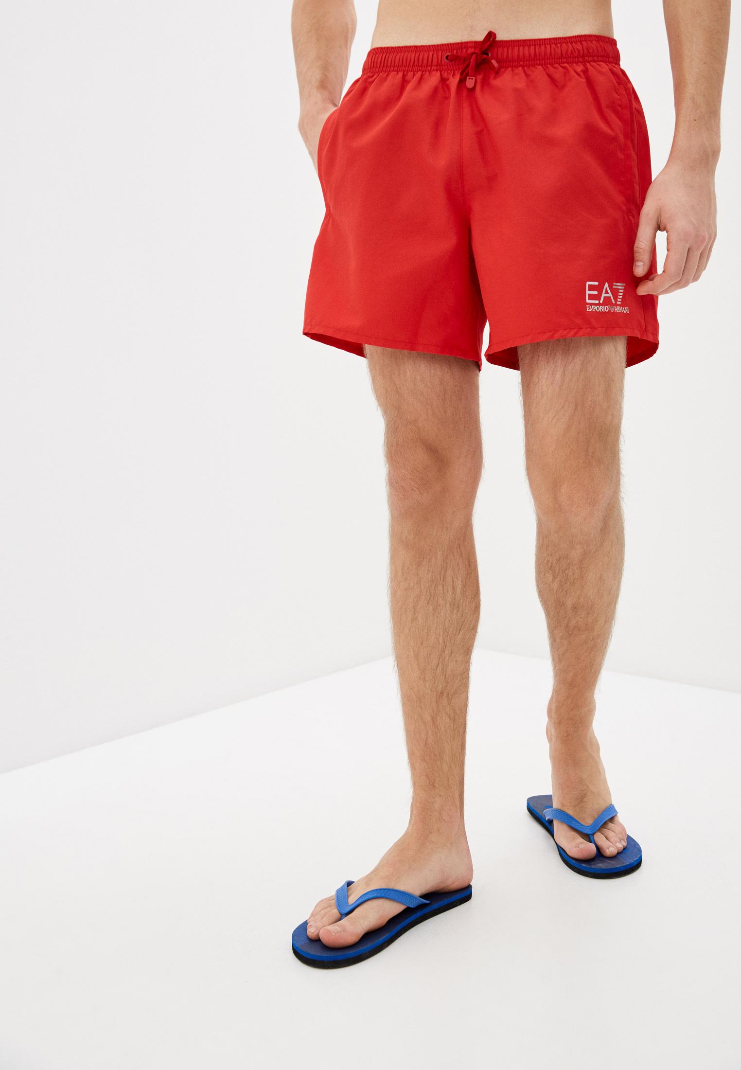 Мужские шорты для плавания EA7 902000 CC721
