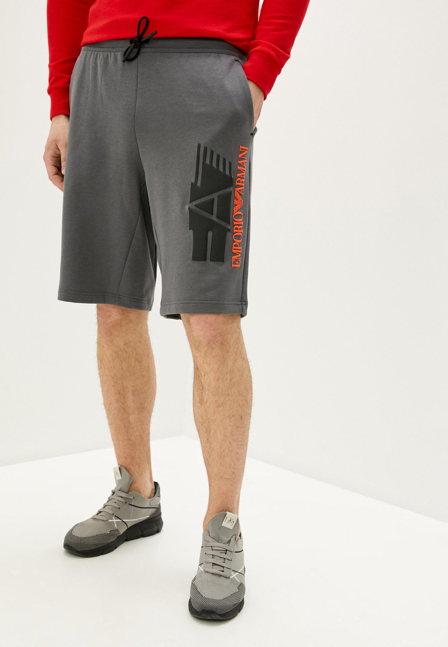Мужские спортивные шорты EA7 3HPS63 PJJ5Z