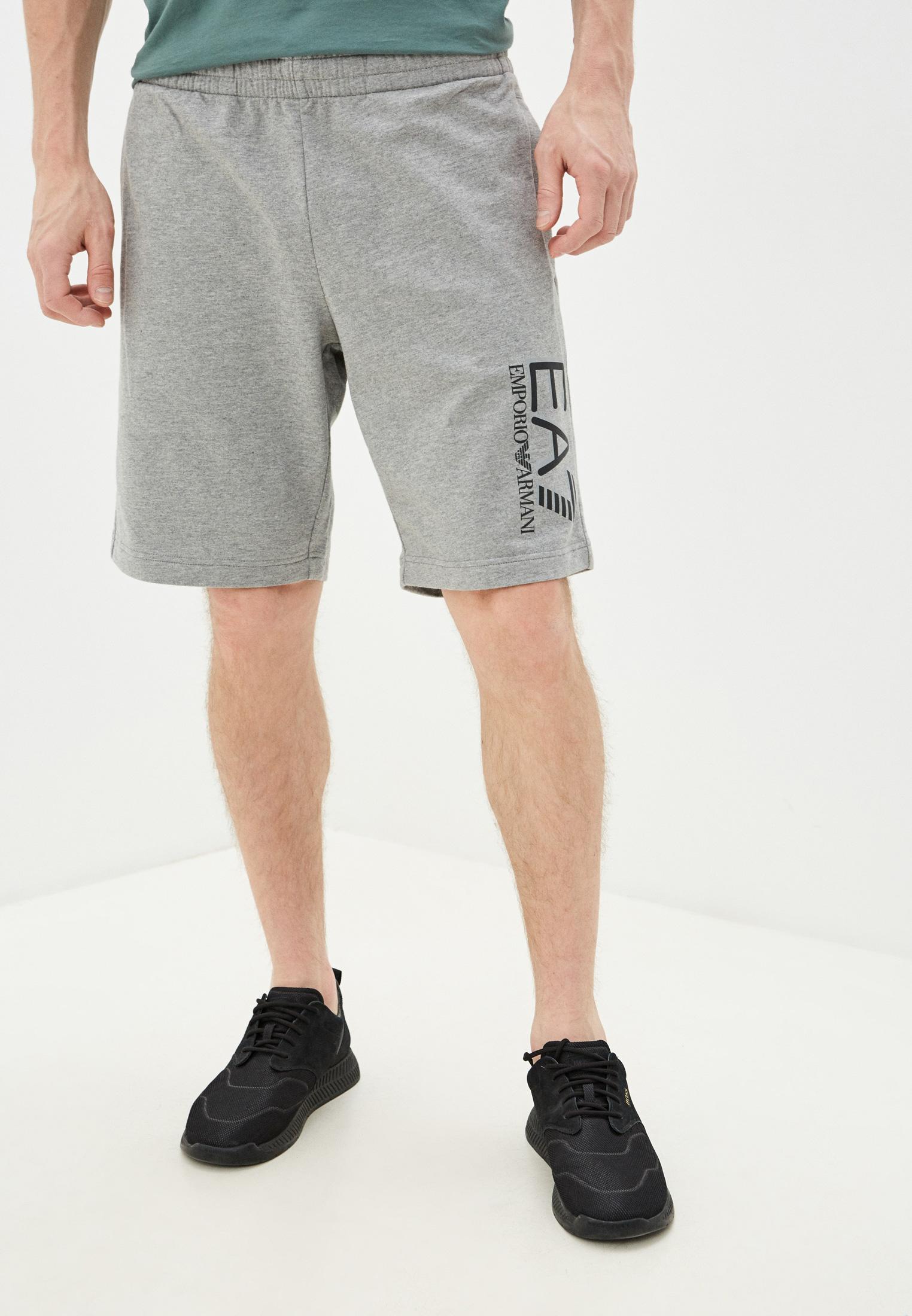 Мужские шорты EA7 3HPS73 PJ05Z
