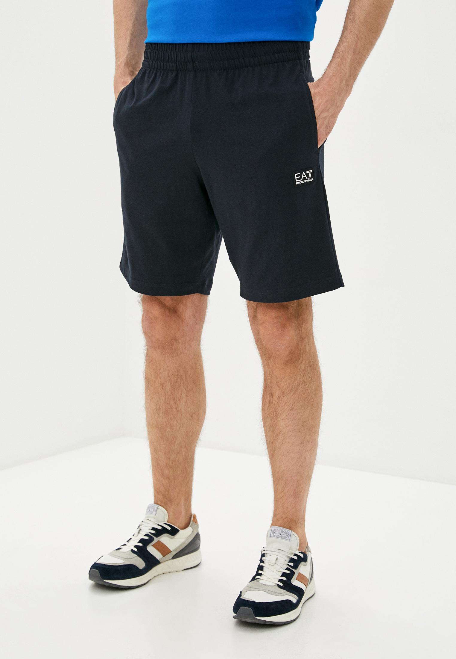 Мужские спортивные шорты EA7 3HPS53 PJ7BZ
