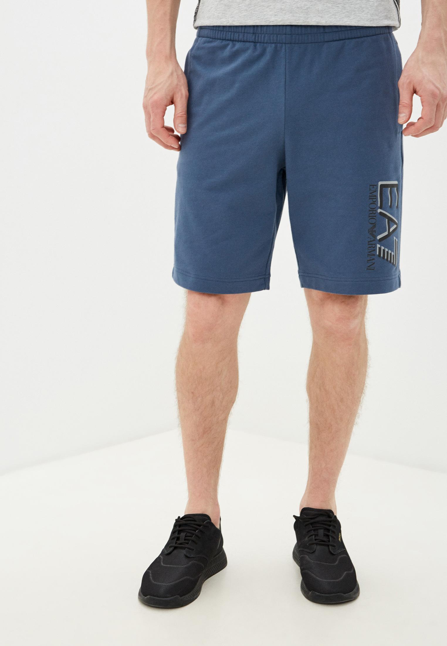 Мужские спортивные шорты EA7 3HPS73 PJ05Z