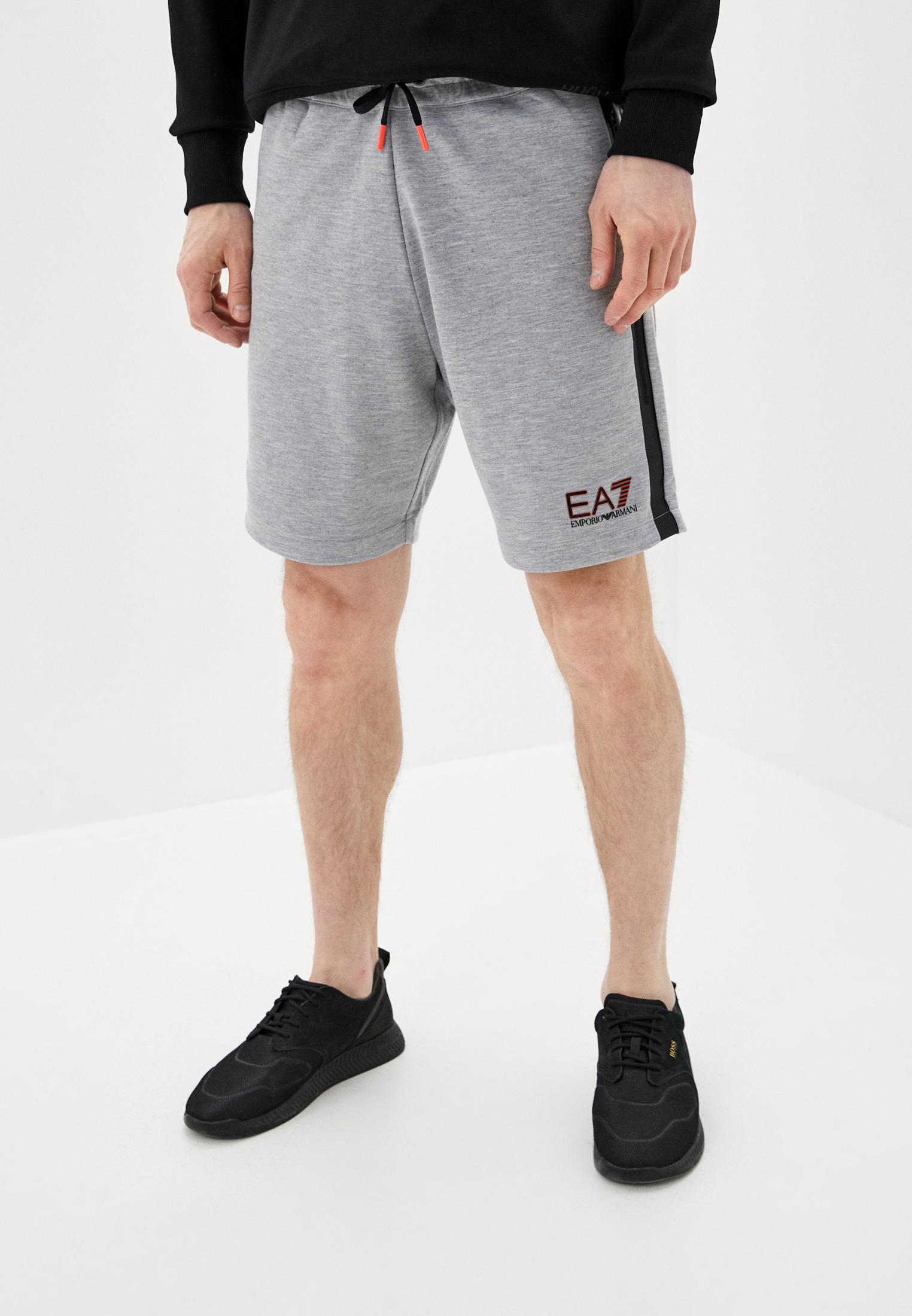 Мужские спортивные шорты EA7 3YPS75.PJC0Z.3905