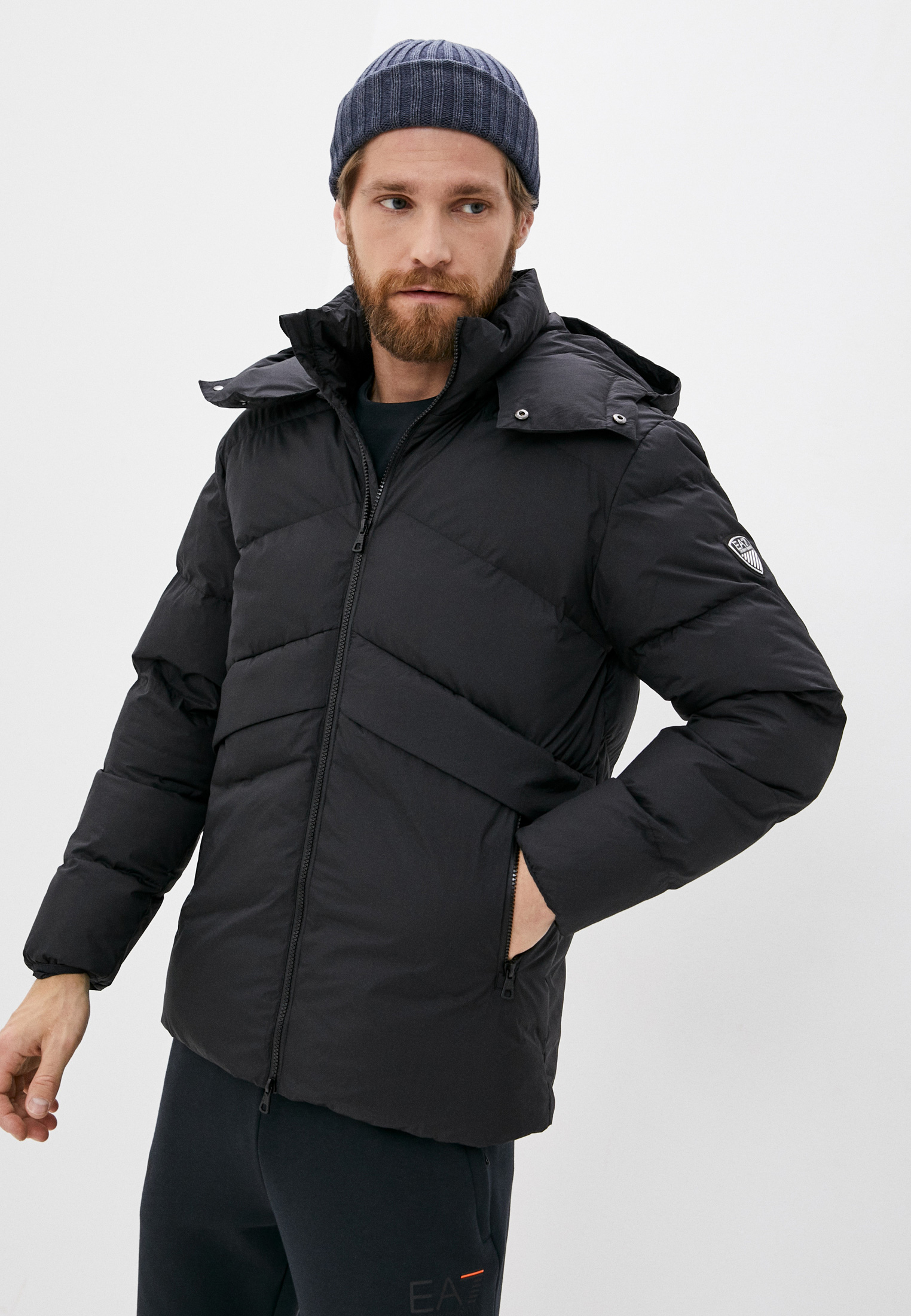 Мужская верхняя одежда EA7 6HPB05 PN8CZ