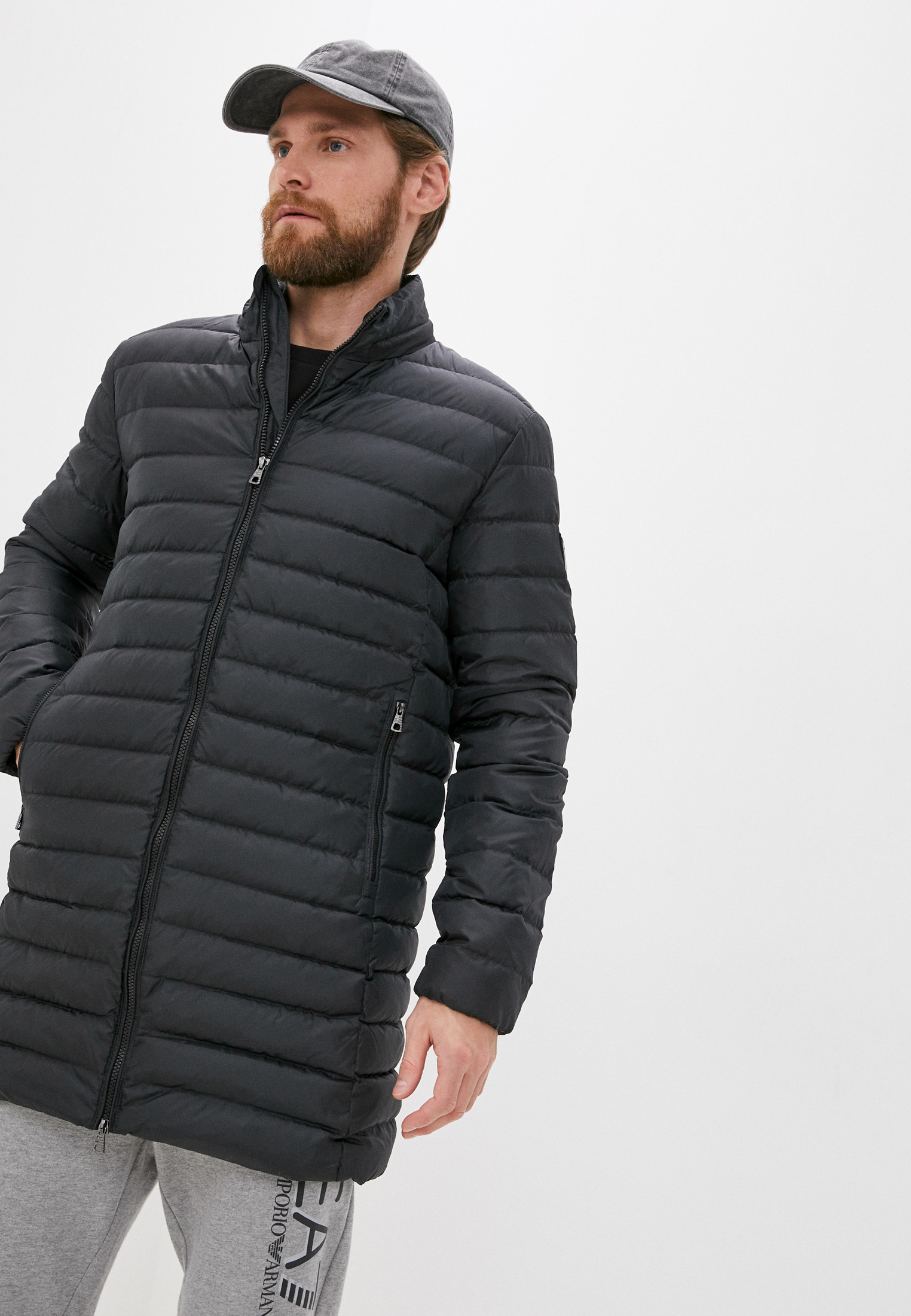 Мужская куртка EA7 6HPK12 PN22Z