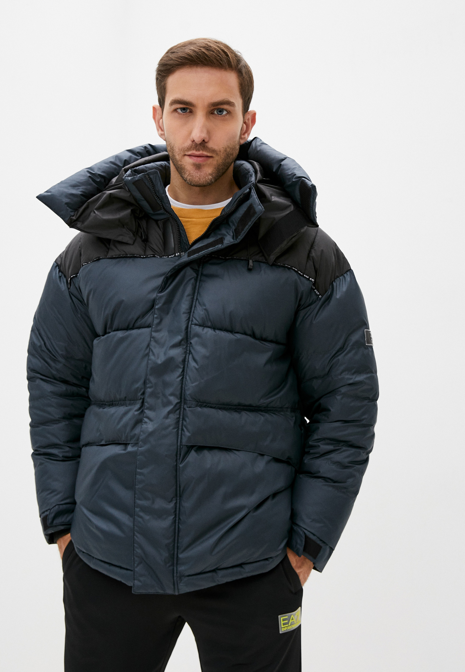 Утепленная куртка EA7 6HPB17 PNN3Z