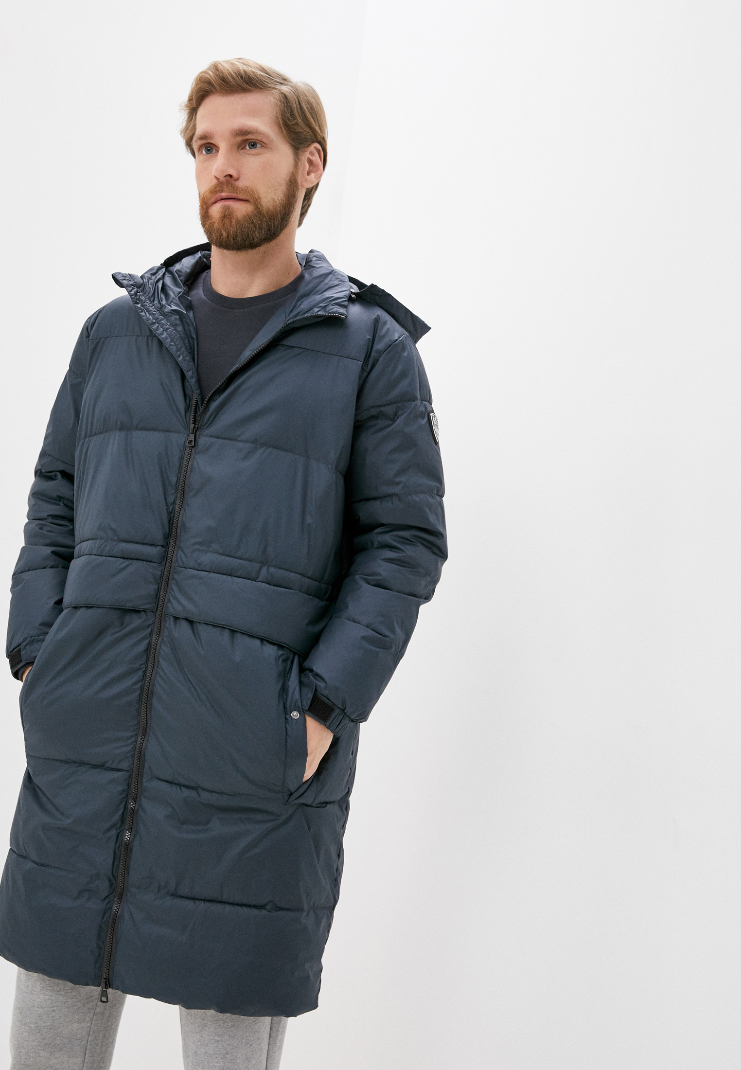 Мужская куртка EA7 6HPK03 PNN3Z