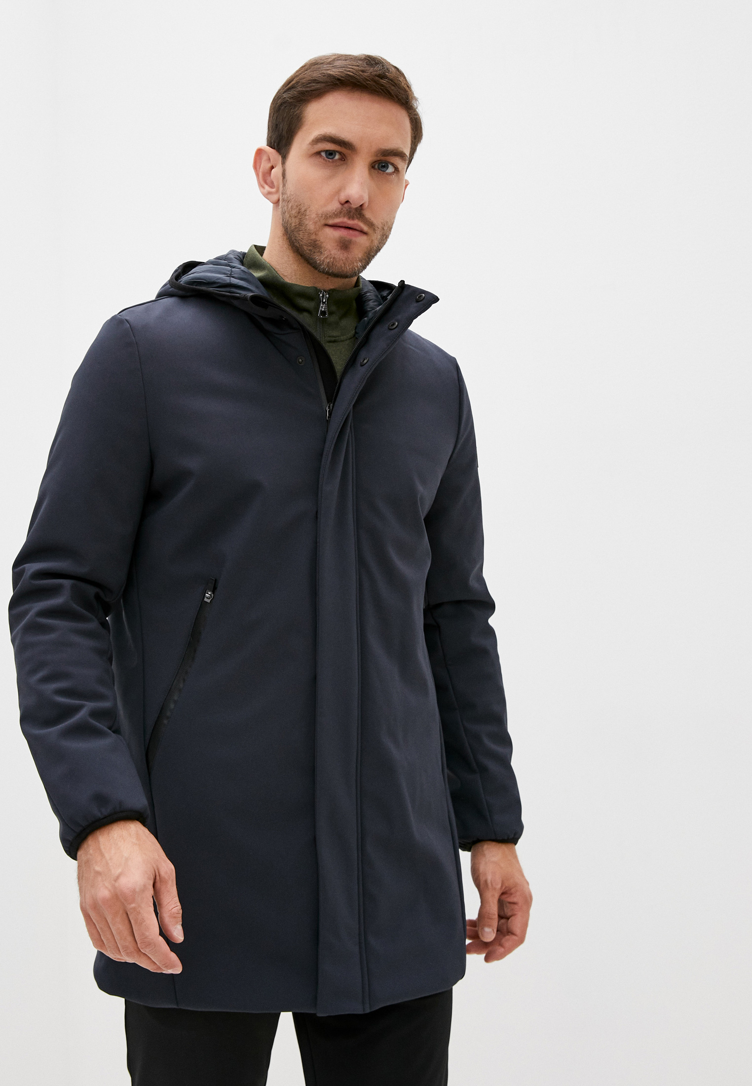 Мужская куртка EA7 6HPK02 PN9CZ
