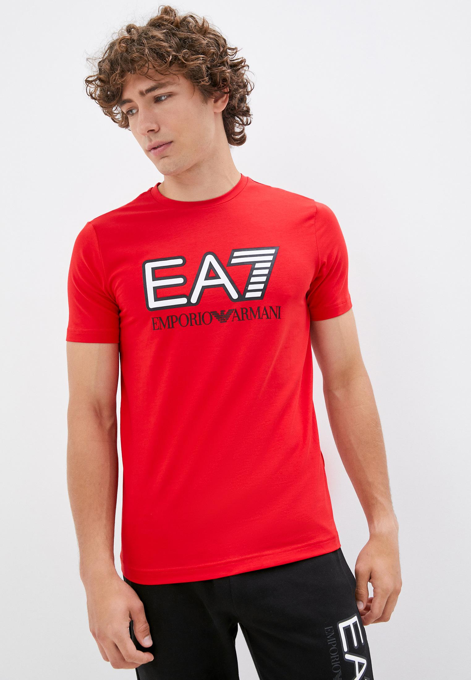 Футболка EA7 6HPT62 PJ03Z