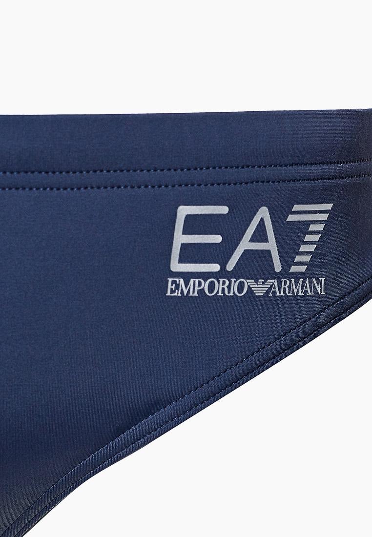 Мужские шорты для плавания EA7 901005 CC704: изображение 4