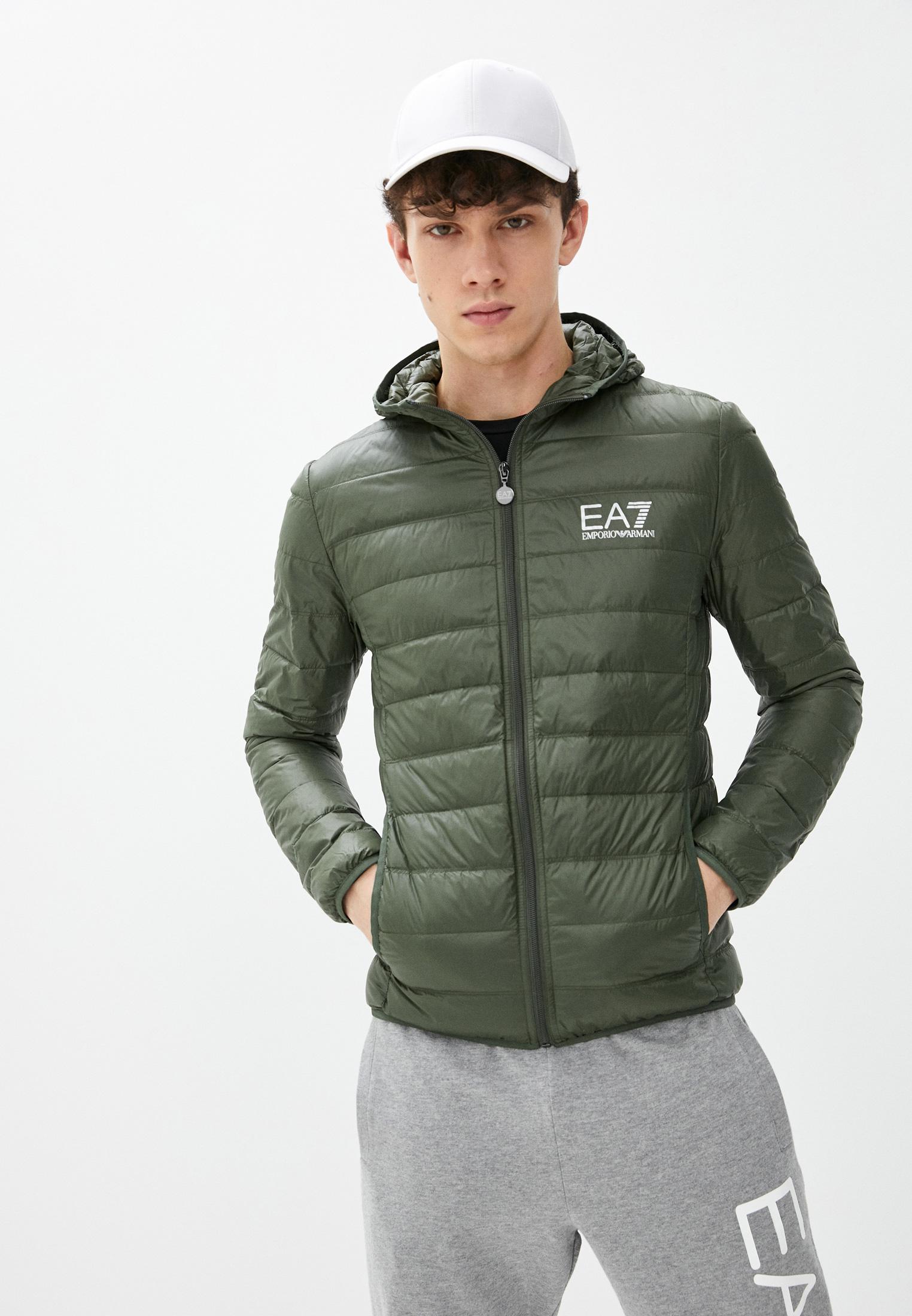 Утепленная куртка EA7 8NPB02 PN29Z: изображение 1