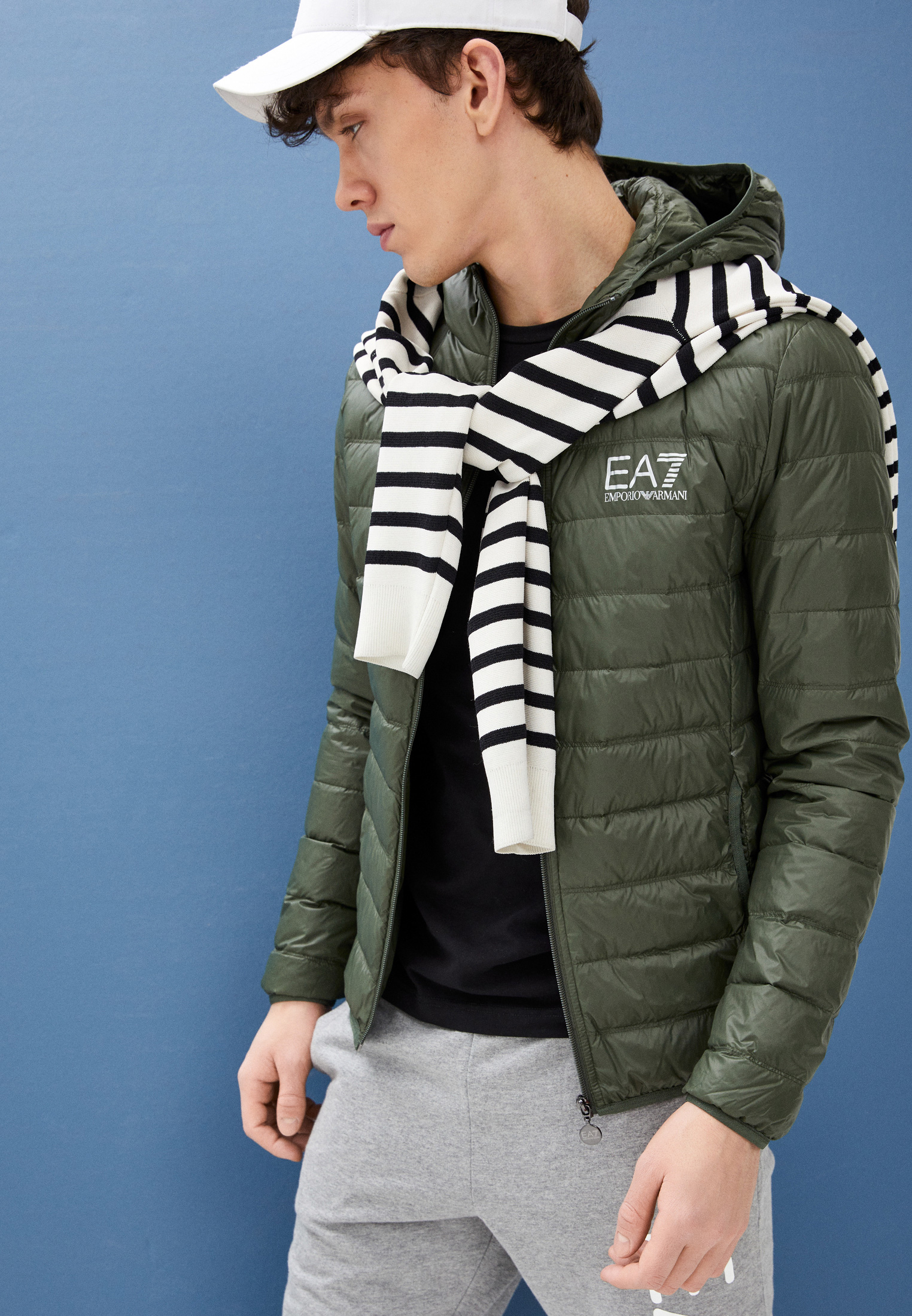 Утепленная куртка EA7 8NPB02 PN29Z: изображение 2