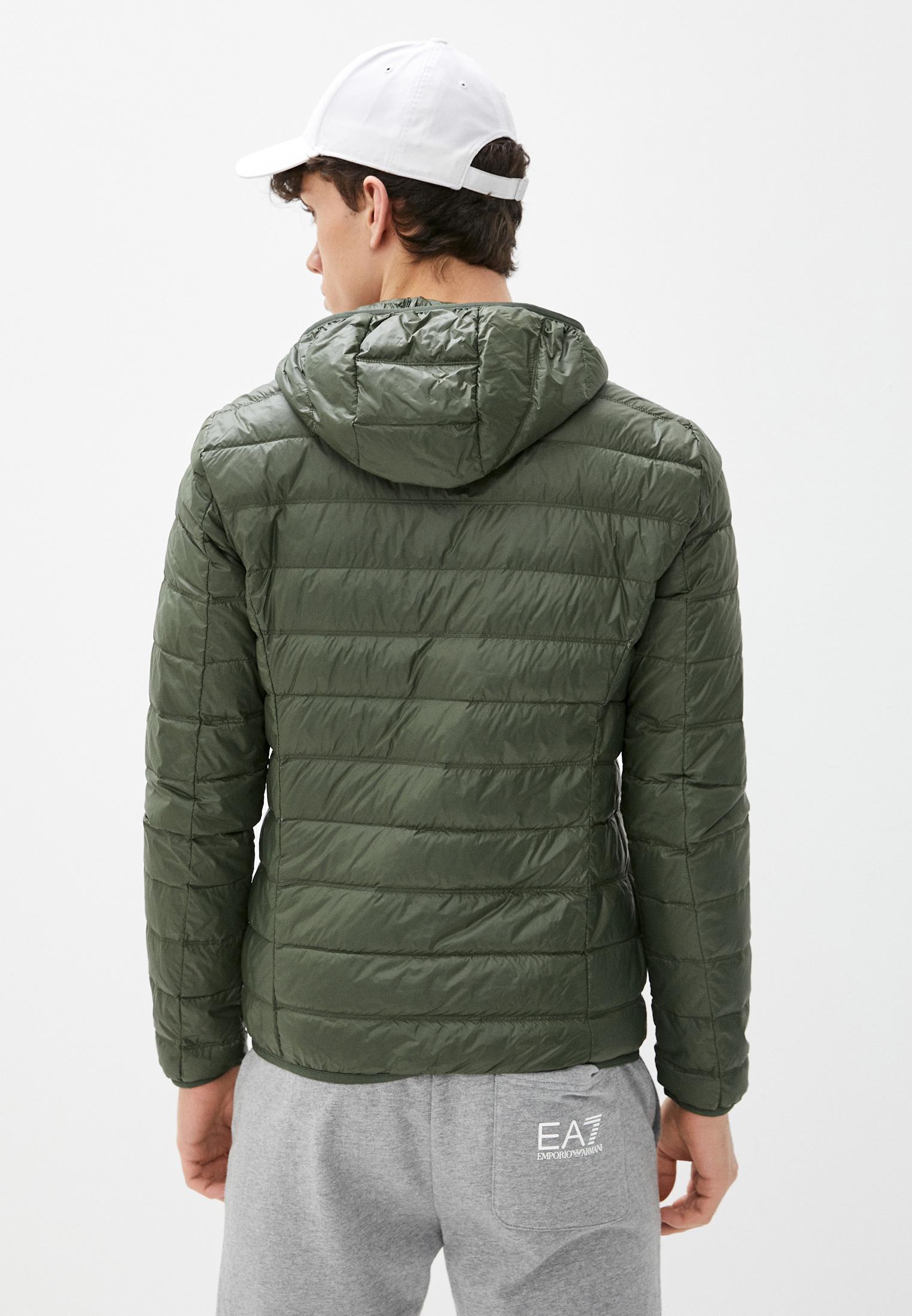 Утепленная куртка EA7 8NPB02 PN29Z: изображение 4
