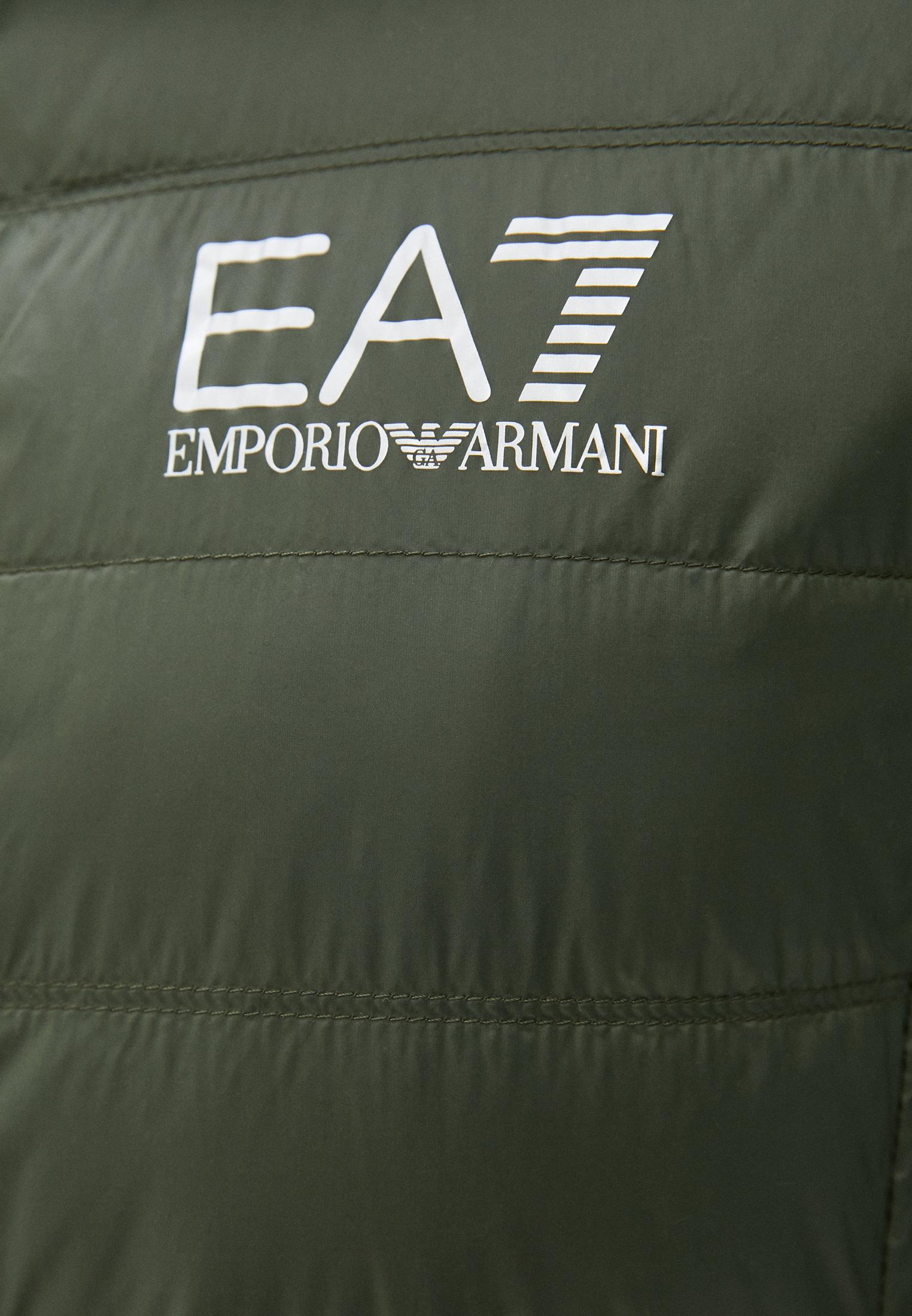 Утепленная куртка EA7 8NPB02 PN29Z: изображение 6