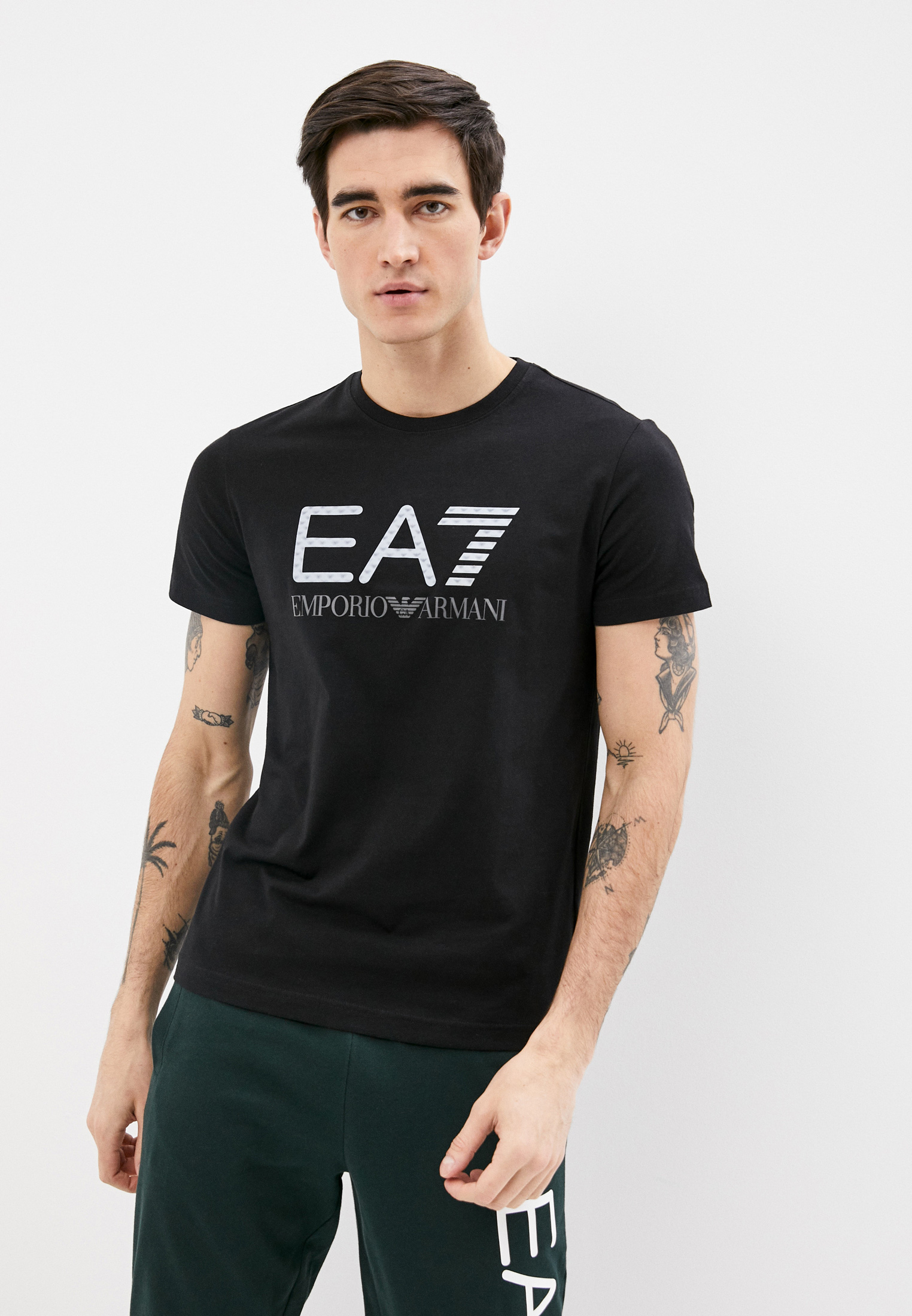 Футболка EA7 3KPT12 PJ7CZ